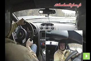 Video Lamborghini Gallardo LP560-4